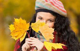 vacanza rilassante in autunno